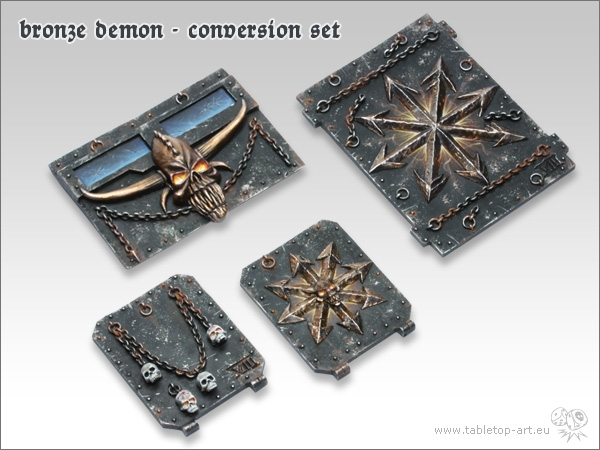 Set de conversion vehiculos del Caos