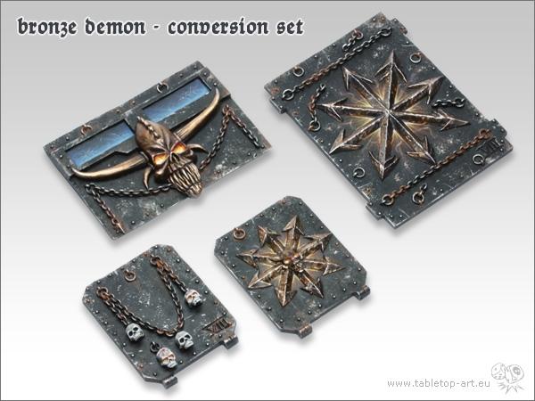 Set de conversion vehiculos del Caos