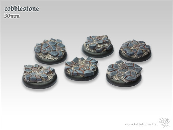 Cobblestone Base | 30mm