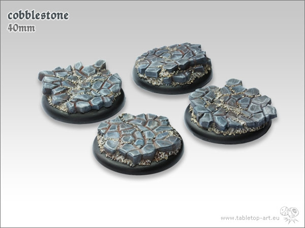 Cobblestone Base | 40mm