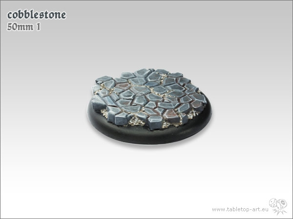 Cobblestone Base | 50mm 1