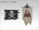 Banner Set 3 - Pirates