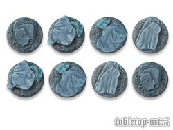 Shaleground Bases - 40mm DEAL (8)