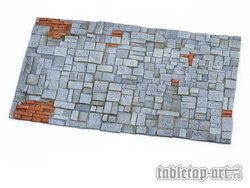 Baseplate - Stone Pavement
