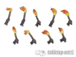Torches - Set 2 (9)