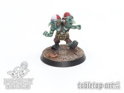 Darkvalley Wretches - Two-Headed Goblin A