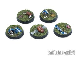 Bloody Sports Bases - 25mm (5)